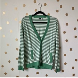 Urban Outfitters BDG Stripe Cardigan